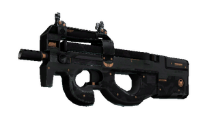 P90 Elite Build Well Worn