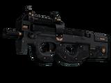 StatTrak™ P90 | Elite Build (Minimal Wear)