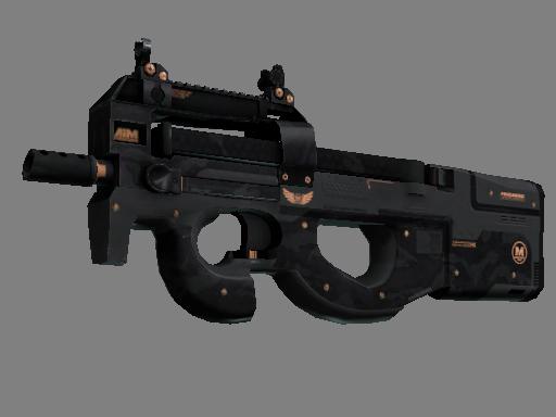 Milspec P90 Elite Build