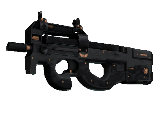 StatTrak™ P90 | Elite Build