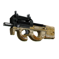 StatTrak™ P90 | Shapewood <br>(Battle-Scarred)