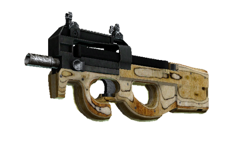 Buy P90 | Shapewood (Battle-Scarred)