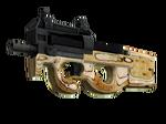 P90 Резной приклад