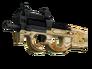 Скин P90 | Резной приклад