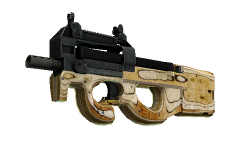 P90 | Shapewood (Well-Worn) Prices