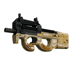 P90 | Shapewood (Well-Worn)