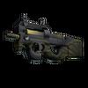 StatTrak™ P90 | Desert Warfare (Minimal Wear)