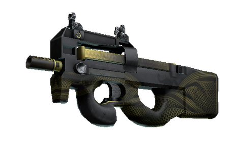 Buy StatTrak™ P90 | Desert Warfare (Minimal Wear)