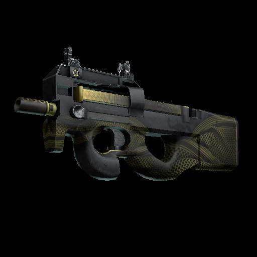 P90 | Desert Warfare - gocase.pro