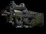 Skin P90 | Desert Warfare