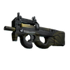 StatTrak™ P90 | Desert Warfare (Well-Worn)