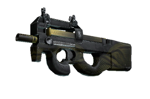Buy StatTrak™ P90 | Desert Warfare (Field-Tested)