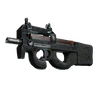 StatTrak™ P90 | Desert Warfare <br>(Battle-Scarred)