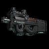 StatTrak™ P90 | Desert Warfare <br>(Battle-Scarred)
