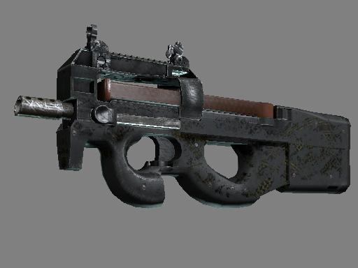 P90 | Desert Warfare