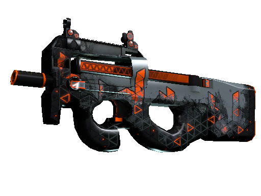Classified P90 Trigon