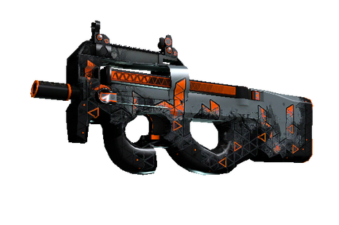 Buy P90 | Trigon (Minimal Wear)