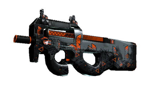 Buy StatTrak™ P90 | Trigon (Field-Tested)