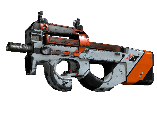 P90 | Asiimov Battle-Scarred