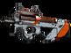 StatTrak™ P90 | Asiimov (Battle-Scarred)