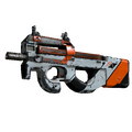 StatTrak™ P90 | Asiimov <br>(Battle-Scarred)