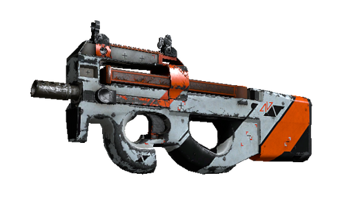 P90 | Asiimov (Battle-Scarred) Prices