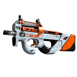 StatTrak™ P90 | Asiimov (Factory New)
