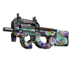 StatTrak™ P90 | Death by Kitty <br>(Field-Tested)