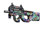 StatTrak™ P90 | Death by Kitty (Field-Tested)