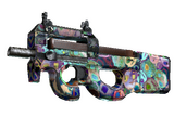 Weapon CSGO - P90 Death by Kitty