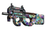 P90 | Death by Kitty