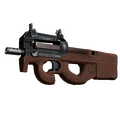 P90 | Leather <br>(Field-Tested)