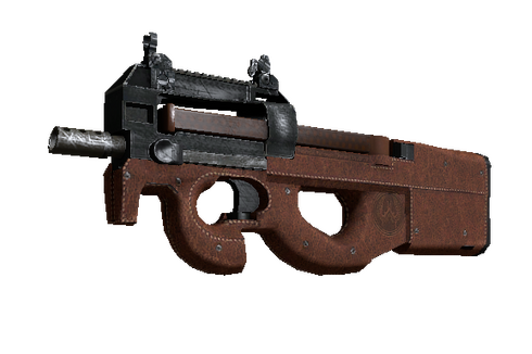 Buy P90 | Leather (Factory New)