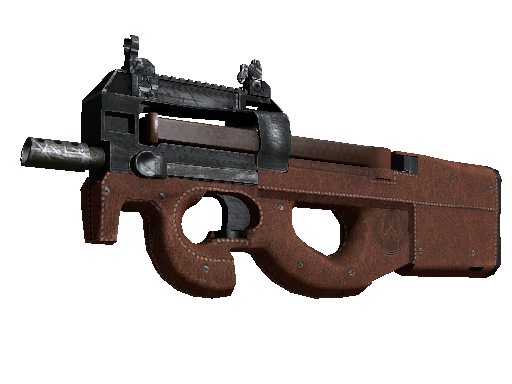 P90 | Leather Factory New