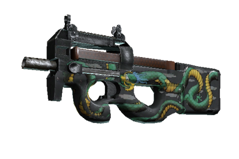 StatTrak™ P90 | Emerald Dragon (Field-Tested) Prices