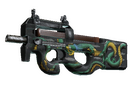 P90   Emerald Dragon