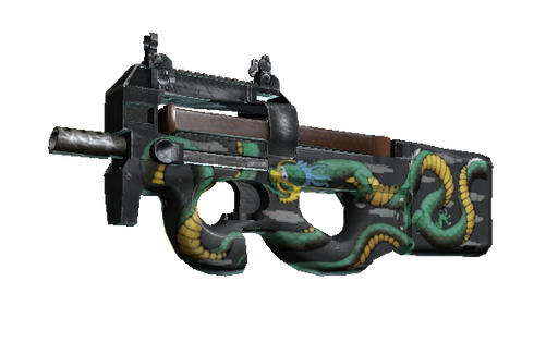P90 | Emerald Dragon (Minimal Wear) Prices