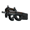 P90 | Ancient Earth <br>(Battle-Scarred)