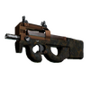 P90 | Ancient Earth <br>(Factory New)