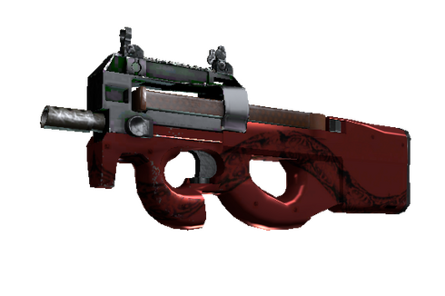 Buy P90 | Cold Blooded (Minimal Wear)