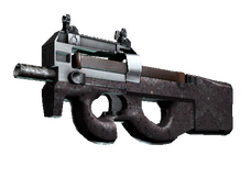 Skin P90 | Baroque Red