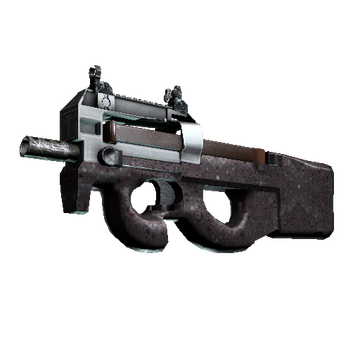 P90 | Baroque Red