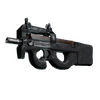 P90 | Baroque Red <br>(Battle-Scarred)