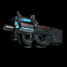 P90 | Astral Jörmungandr (Battle-Scarred)