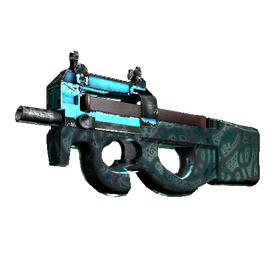 P90 | Astral Jörmungandr (Field-Tested)