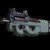Souvenir P90 | Storm <br>(Minimal Wear)