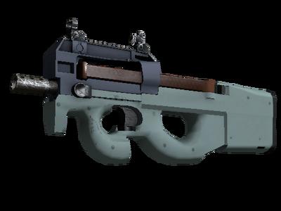 Сувенирный P90 | Гроза (Немного поношенное)