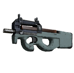 Souvenir P90 | Storm (Field-Tested)