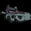 Souvenir P90 | Storm <br>(Well-Worn)