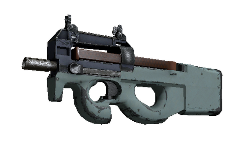 Souvenir P90 | Storm (Well-Worn) Prices